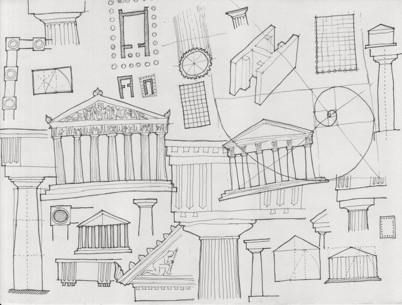 Partenón, 432 a.C.